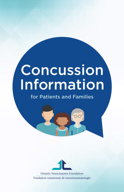 Concussion Information for Patients and families